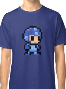 mega man pixel art Classic T-Shirt