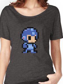 mega man pixel art Women's Relaxed Fit T-Shirt