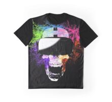 Virtual Joy Graphic T-Shirt