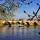 Beautiful Prague ... Charles Bridge by oulgundog