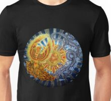 Phoenix and Dragon Unisex T-Shirt