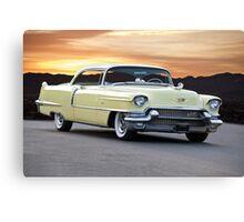 1954 Cadillac Coupe DeVille Canvas Print