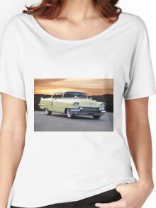 1954 Cadillac Coupe DeVille Women's Relaxed Fit T-Shirt