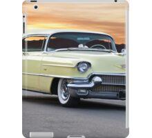1954 Cadillac Coupe DeVille iPad Case/Skin