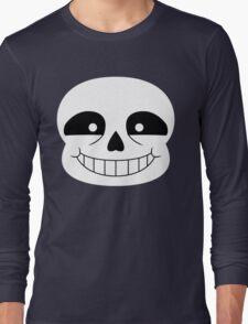 Simplistic Sans Long Sleeve T-Shirt