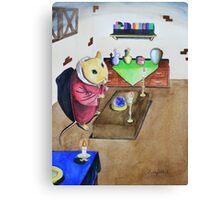 Mouse, The Sorcerer Canvas Print