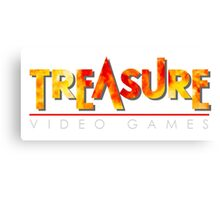 Treasure Logo Canvas Print