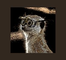 Steampunk Mongoose with Goggles and Attitude Unisex T-Shirt