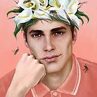 Flower King by la-haine