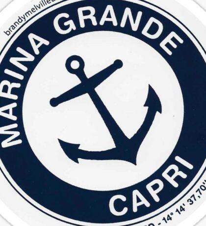 BRANDY MELVILLE MARINA GRANDE STICKER Sticker