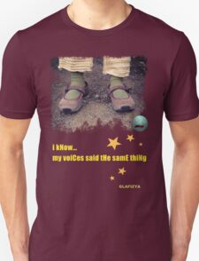 Voices Unisex T-Shirt