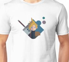 Cloud FF Logo Unisex T-Shirt