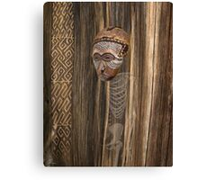 tree shaman 2 Canvas Print