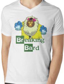 Breaking Bard Mens V-Neck T-Shirt
