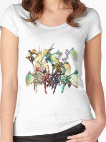 LoD Dragoon Shirt Women's Fitted Scoop T-Shirt