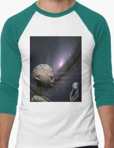 tree shaman 3 Men's Baseball ¾ T-Shirt