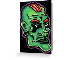 Dwayne - Die Cut Version Greeting Card