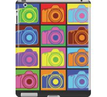 Warhol Cameras iPad Case/Skin