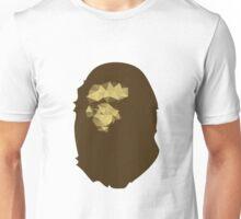 Bape A bathing ape polygon head Unisex T-Shirt