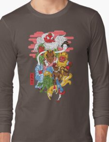 Monster Parade Long Sleeve T-Shirt