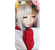 geisha iPhone Case/Skin