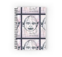 Pwease Be My Precious? Spiral Notebook