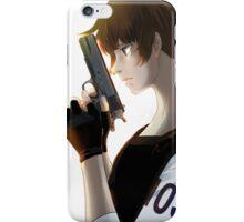 Psycho-pass iPhone Case/Skin