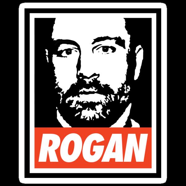 Rogan - Joe Rogan Experience by Montia Garcia