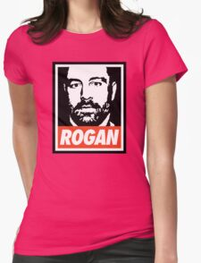 Rogan - Joe Rogan Experience Womens Fitted T-Shirt