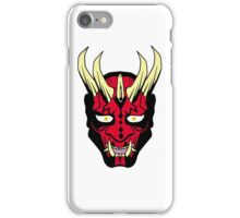 Oni Maul! iPhone Case/Skin