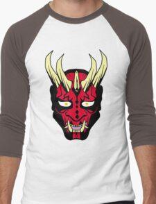 Oni Maul! Men's Baseball ¾ T-Shirt