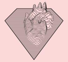 Super Heart One Piece - Long Sleeve