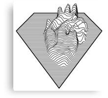 Super Heart Canvas Print