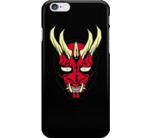 Oni Maul! II iPhone Case/Skin