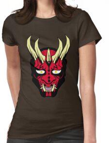 Oni Maul! II Womens Fitted T-Shirt