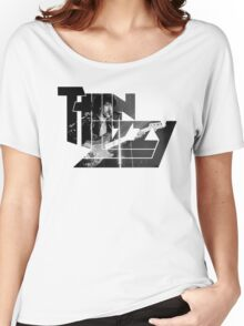 TIN LIZZY Women's Relaxed Fit T-Shirt