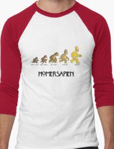 Homer Evolution Men's Baseball ¾ T-Shirt