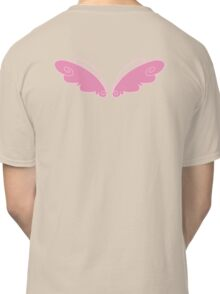 Pretty Pink Fairy Wings Classic T-Shirt
