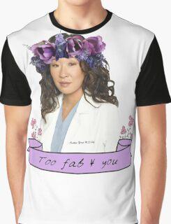 Cristina too fab Graphic T-Shirt