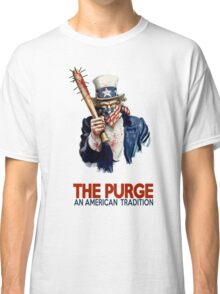 the Purge Classic T-Shirt