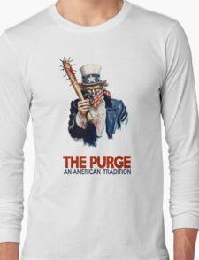 the Purge Long Sleeve T-Shirt