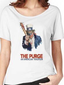 the Purge Women's Relaxed Fit T-Shirt