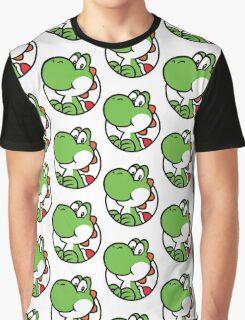 Yoshi Hello Graphic T-Shirt