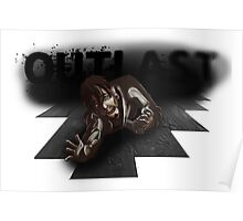 OUTLAST SQUIDDY Poster