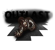 OUTLAST SQUIDDY Photographic Print