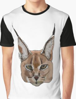 Caracal Graphic T-Shirt