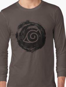 Leaf Village Long Sleeve T-Shirt