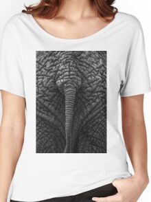 The Tail of the Elephant Women's Relaxed Fit T-Shirt