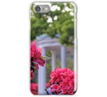 The Old Well in Spring iPhone Case/Skin