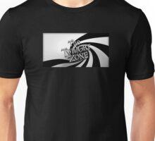 The Twilight Zone Spiral Unisex T-Shirt